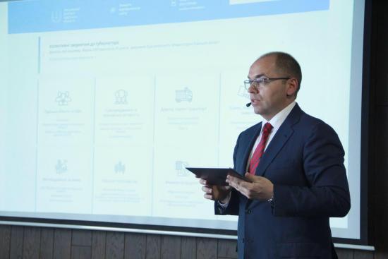 Кабмін схвалив звільнення очільника Одеської області Степанова